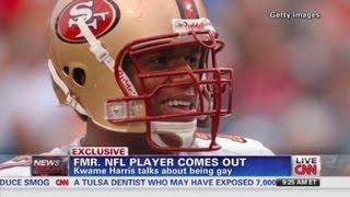 Download Former NFL player comes out Video
