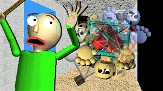 Download 1ST PRIZE IS OUT OF CONTROL AND TURNS UPSIDE DOWN!! | Baldi's Basics Mod: Hard Modified Video