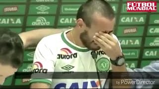 Download EMOTIVAS PALABRAS DEL SOBREVIVIENTE DEL ACCIDENTE DEL CHAPECOENSE !!! Video