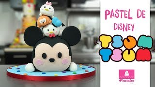 Download Pastel de TSUM TSUM de Mickey Mouse y sus amigos Video