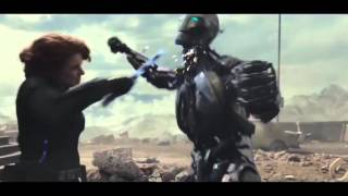 Download Avengers Vs Ultron Final Battle Avengers 2 Age of Ultron Action scenes Video
