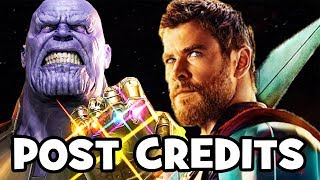 Download Thor Ragnarok POST CREDITS Scenes & Avengers Infinity War Teaser Explained Video
