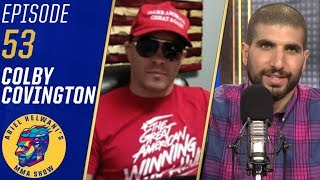 Download Colby Covington happy to see Ben Askren lose; rips Robbie Lawler | Ariel Helwani's MMA Show Video