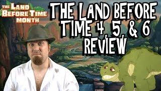 Download The Land Before Time 4, 5, & 6 Review Video