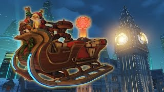 Download [Overwatch] Santa Torbjörns DEADLY Sleigh! Video