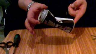 Download Beer from an empty can trick (revealed).3gp Video