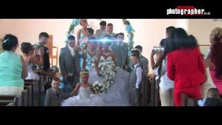Download West Drayton Gypsy Wedding Kathrina & Larry Video