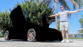 Download WRAPPING THE LAMBO!! Video