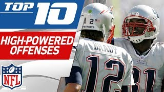 Download Top 10 Most High-Powered Offenses in NFL History | NFL Films Video