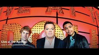 Download Live at the Apollo, S9 E1. Eddie Izzard, Josh Widdicombe, Trevor Noah. (45 Minute Versions) Video