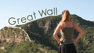 Download I SLEPT at the GREAT WALL of China! Video