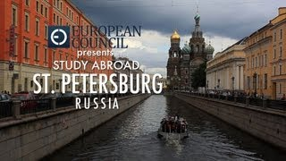 Download European Council Presents Saint Petersburg Study Abroad Video