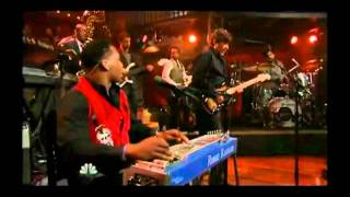 Download Robbie Robertson Performs on Jimmy Fallon (2011) Video
