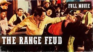 Download THE RANGE FEUD | John Wayne | Buck Jones | Full Length Western Movie | 720p | HD | English Video