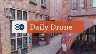 Download #DailyDrone: Böttcherstrasse | DW English Video
