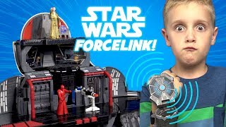 Download Ad: Star Wars Playtime! The Last Jedi Force Link Toys Review with BB-8 Playset by KIDCITY Video