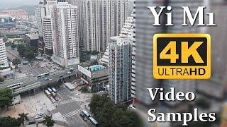 Download Yi M1 Camera 4K Footage Sample (Tripod & Handheld) Video