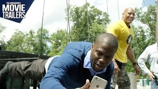 Download How they filmed the comedy CENTRAL INTELLIGENCE ft. Dwayne Johnson & Kevin Hart Video