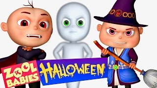 Download Zool Babies Halloween Show | Zool Babies Series | Cartoon Animation For Children Video