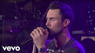 Download Maroon 5 - She Will Be Loved (Live on Letterman) Video