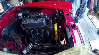 Download Mg Midget quick engine removal guide! Video