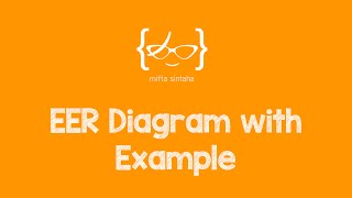 Download EER Diagram Example & Solution Video