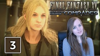 Download Final Fantasy XV Comrades Multiplayer Gameplay - A Tangled Web They Weave Video
