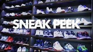 Download Andre Iguodala Sneaker Collection - A ″Sneak Peek″ In Andre Iguodala's Sneaker Room Video