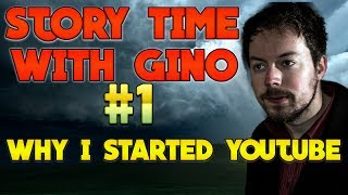 Download Why I Started A YouTube Channel | Story Time With Gino #1 Video