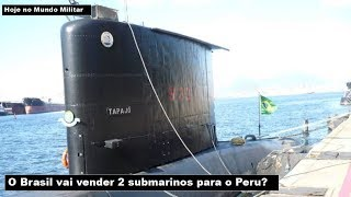 Download O Brasil vai vender 2 submarinos para o Peru? Video