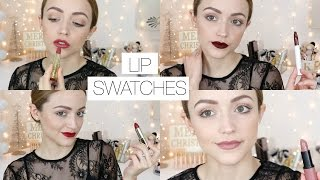Download 15 Favorite Affordable/ Drugstore Fall + Winter Lipsticks! Video