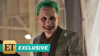 Download EXCLUSIVE: 'Suicide Squad' Star Jared Leto Reveals What He 'Never Expected' About Playing the Jok… Video