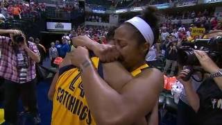 Download Curtain Closes on Catchings' Legendary Career Video