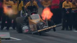 Download NHRA Top Fuel driver Doug Kalitta's WILD launch in Super Slo Mo Video