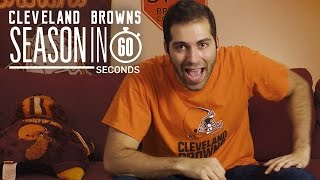 Download Cleveland Browns Fans | Season in 60 Seconds Video