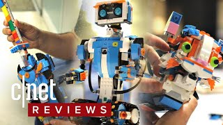 Download Lego Boost makes robots dance, play, meow and fart Video