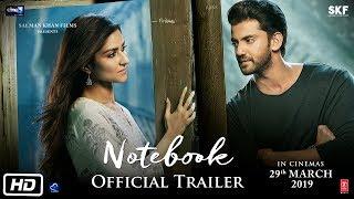 Download Notebook | Official Trailer | Pranutan Bahl | Zaheer Iqbal | Nitin Kakar | 29th Mar 2019 Video