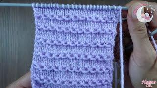 Download Atlamalı Örgü Modeli Nasıl Yapılır? #örgü #knitting Video