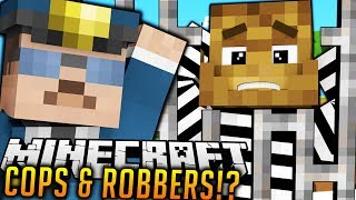 Download OG MINECRAFT COPS AND ROBBERS - PRISON BREAK Video