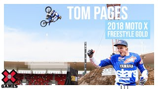 Download Tom Pages wins Moto X Freestyle gold | X Games Sydney 2018 Video