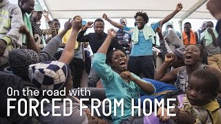 Download That Good Moment, When Life Wins for Refugees at Sea Video