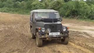 Download Land Rover Lightweight at LRO Adventure Club driving day, Yarwell Video