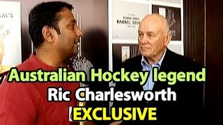 Download Ric Charlesworth sees 'revolutionary changes' in Indian hockey | Sports Tak Video