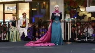 Download Concours Cosplay - La Part Dieu - Glénat - 2014-09-27- 27- Frozen Video