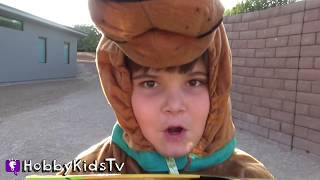 Download GIANT SCOOBY DOO Egg with Surprise Imaginext Toys by HobbyKidsTV Video