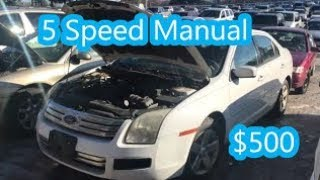 Download I Won A Manual Ford Fusion At Auction For $500 Video