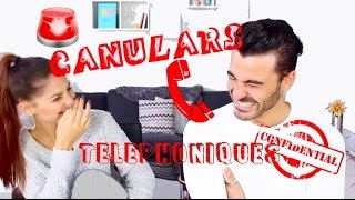 Download CANULARS TELEPHONIQUES: On Ose Tout! - Lufy et Enzo Video