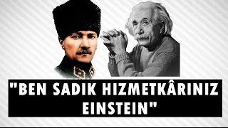 Download ALBERT EINSTEIN'IN TÜRKİYE'YE MEKTUBU VE ATATÜRK SEVGİSİ Video
