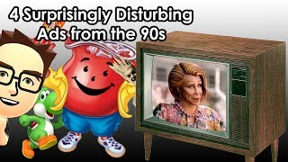 Download 4 Disturbing Ads from the 90s Video