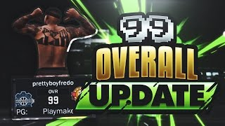 Download NEW 99 OVR PG ATTRIBUTE UPDATE!!   Best Signature Styles #2 NBA 2K17 - Prettyboyfredo Video
